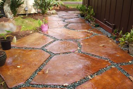 Concrete Artisans OLD CONCRETE RESURFACING