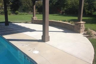Concrete Artisans NEW CONCRETE & EXTENSIONS